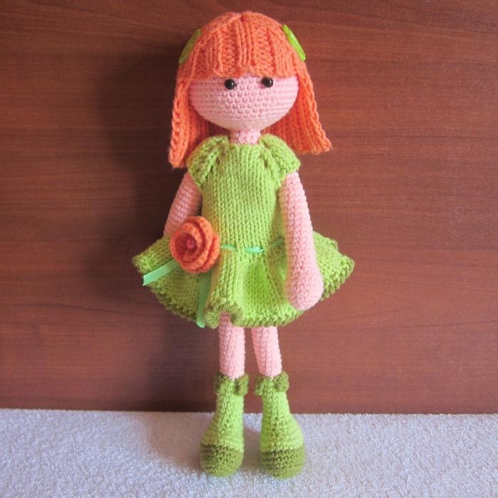 Вязание для кукол с описаниями 4